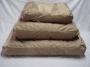 Comfortbag 100cm Beige/Gold
